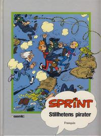 Cover Thumbnail for Sprint [Seriesamlerklubben] (Semic, 1986 series) #[36] - Stillhetens pirater