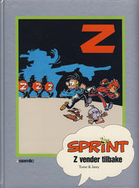 Cover Thumbnail for Sprint [Seriesamlerklubben] (Semic, 1986 series) #[31] - Z vender tilbake