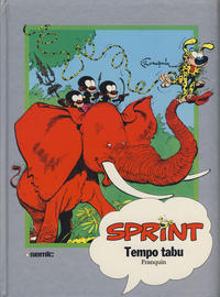 Cover Thumbnail for Sprint [Seriesamlerklubben] (Semic, 1986 series) #[32] - Tempo Tabu