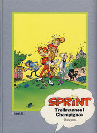 Cover Thumbnail for Sprint [Seriesamlerklubben] (Semic, 1986 series) #[30] - Trollmannen i Champignac