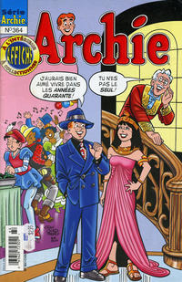 Cover Thumbnail for Archie (Editions Héritage, 1971 series) #364