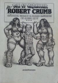 Cover Thumbnail for Die 17 Gesichter des Robert Crumb (Zweitausendeins, 1975 series)