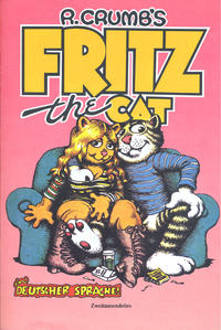 Cover Thumbnail for Fritz the Cat (Zweitausendeins, 1974 series)