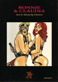 Cover Thumbnail for Bonnie & Claudia (Last Gasp, 1998 series)