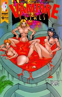 Cover Thumbnail for Vampire Girls:  California 1969! (Angel Entertainment, 1996 series) #0 [Hot Tub]