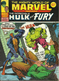 Cover Thumbnail for The Mighty World of Marvel (Marvel UK, 1972 series) #272