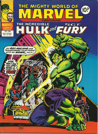 Cover Thumbnail for The Mighty World of Marvel (Marvel UK, 1972 series) #295