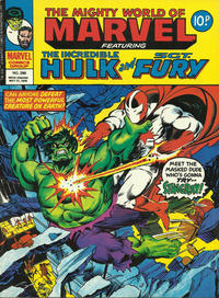 Cover Thumbnail for The Mighty World of Marvel (Marvel UK, 1972 series) #296