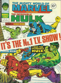 Cover Thumbnail for The Mighty World of Marvel (Marvel UK, 1972 series) #316
