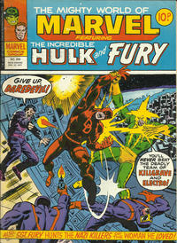 Cover Thumbnail for The Mighty World of Marvel (Marvel UK, 1972 series) #269