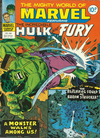 Cover Thumbnail for The Mighty World of Marvel (Marvel UK, 1972 series) #260