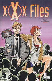 Cover Thumbnail for XXX Files (Fantagraphics, 1998 ? series) #1
