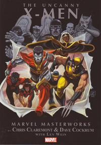 Cover Thumbnail for Marvel Masterworks: The Uncanny X-Men (Marvel, 2009 series) #1