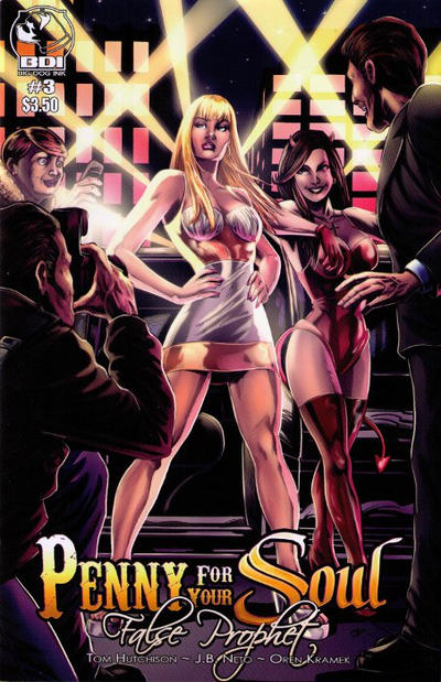 Cover for Penny for Your Soul (Big Dog Ink, 2011 series) #3
