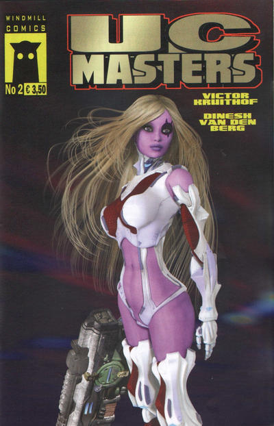Cover for UC Masters (Windmill Comics, 2012 series) #2