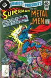 Cover Thumbnail for DC Comics Presents (1978 series) #4 [Whitman]