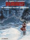Cover Thumbnail for Hans (1983 series) #7 - De kinderen van het oneindige