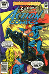 Cover Thumbnail for Action Comics (1938 series) #502 [Whitman Variant]