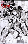 Cover Thumbnail for X-Men: Schism (2011 series) #1 [X Printing Variant]