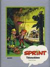 Cover for Sprint [Seriesamlerklubben] (Semic, 1986 series) #[29] - Tidsmaskinen