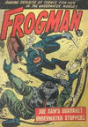 Cover for Frogman (Horwitz, 1953 ? series) #9