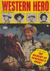 Cover for Western Hero (Fawcett, 1949 series) #110