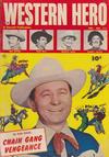 Cover for Western Hero (Fawcett, 1949 series) #111