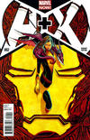 Cover Thumbnail for A+X (2012 series) #2 [Variant Cover by Mike Del Mundo]