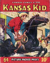 Cover for Cowboy Comics (Amalgamated Press, 1950 series) #196