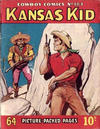 Cover for Cowboy Comics (Amalgamated Press, 1950 series) #184