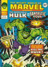 Cover for The Mighty World of Marvel (Marvel UK, 1972 series) #312