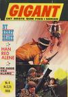 Cover for Gigant (Serieforlaget / Se-Bladene / Stabenfeldt, 1966 series) #4/1966