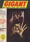 Cover for Gigant (Serieforlaget / Se-Bladene / Stabenfeldt, 1966 series) #5/1966