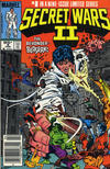 Cover for Secret Wars II (Marvel, 1985 series) #8 [Canadian]