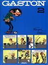 Cover for Gaston (Twój Komiks, 2001 series) #2