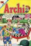 Cover for Archi (Editorial Novaro, 1956 series) #286