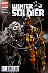 Cover for Winter Soldier (Marvel, 2012 series) #2 [2nd Printing Variant]