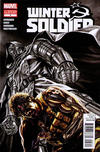Cover for Winter Soldier (Marvel, 2012 series) #3 [2nd Printing Variant]