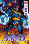 Cover Thumbnail for Avengers Assemble (2012 series) #3 [Second Printing Variant]