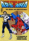 Cover for A Teia do Aranha (Editora Abril, 1989 series) #25