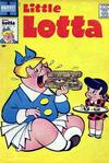 Cover for Little Lotta (Harvey, 1955 series) #10