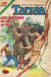 Cover for Tarzan Serie Avestruz (Editorial Novaro, 1975 series) #153