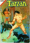 Cover for Tarzan Serie Avestruz (Editorial Novaro, 1975 series) #154