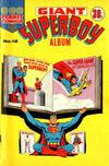 Cover for Giant Superboy Album (K. G. Murray, 1965 series) #12
