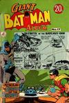 Cover for Giant Batman Album (K. G. Murray, 1962 series) #17