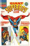 Cover for Giant Superboy Album (K. G. Murray, 1965 series) #11