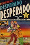 Cover for Desperado (Superior Publishers Limited, 1948 series) #1
