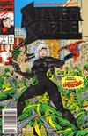 Cover Thumbnail for Silver Sable and the Wild Pack (1992 series) #1 [Newsstand]