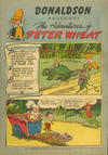 Cover for The Adventures of Peter Wheat (Peter Wheat Bread and Bakers Associates, 1948 series) #13