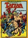 Cover for Tarzan presentalbum (Atlantic Förlags AB, 1978 series) #[1979]